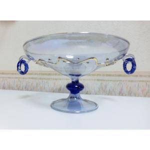 おしゃれな小物いれ 直径19cm両サイドのリングを入れて22cm  高さ8cm|rosedeco