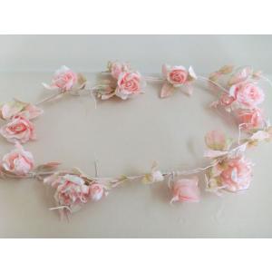ローズ スワック ピンク 造花 全長約180cm |rosedeco
