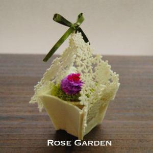 プチギフト ダリア  クリスマスプレゼント フェルトツリー 誕生日|rosegarden