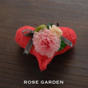 ハート&カーネーション ミルフィーユピンク オレンジ レモン|rosegarden