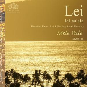 Leiシリーズ  セカンドトアルバムハワイアン ヒーリング ミュージック CD Mele Pule ...
