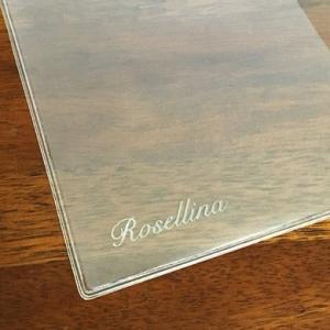 半透明ビニール 楽譜カバー (ヘンレ版対応) 10枚入り クリックポストOK|rosellina|02