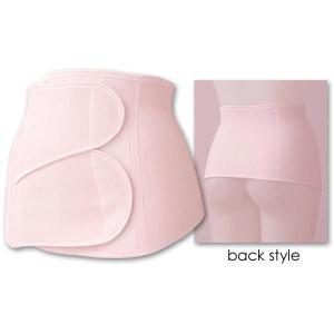 ソフト産褥ニッパー 優しい付け心地でもしっかり素材! 子宮や骨盤の回復を補助 ローズマダム