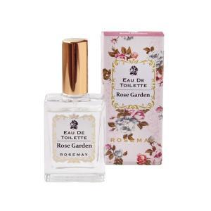 オードトワレ 〜ローズガーデンの香り〜 ローズメイ 30ml|rosemay