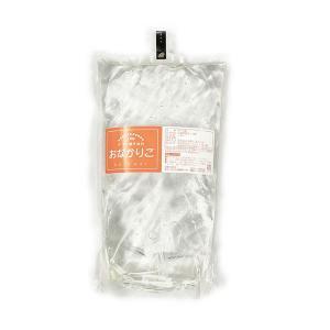 オリゴ糖甘味料 おなかりご 2.4kg 詰め替え容器付き 乳糖果糖オリゴ糖 ローズメイ|rosemay