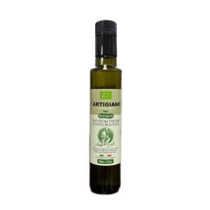 オリーブオイル イタリア産 オーガニック エクストラバージン  ギフトに アルティジャーノ 225g|rosemay