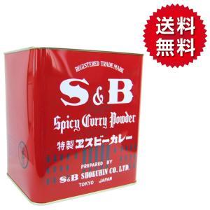 S&B 赤缶 カレー粉 2kg ヱスビー食品 S&Bスパイス