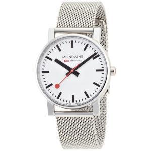 モンディーン Mondaine 腕時計  Evo  エヴォ 正規輸入品1年保証 A658.30300.11SBV|roshie