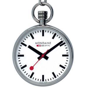 モンディーン Mondaine 懐中時計  Pocket Watch  ポケットウォッチ 正規輸入品1年保証 A660.30316.11SBB|roshie