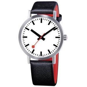 モンディーン Mondaine 腕時計  Classic Pure  クラシック ピュア 40mm 正規輸入品1年保証 A660.30360.16OM|roshie