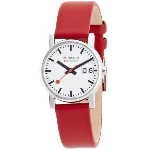 モンディーン Mondaine 腕時計  Evo Big Date  エヴォ ビッグ デイト 正規輸入品1年保証 A669.30305.11SBC|roshie