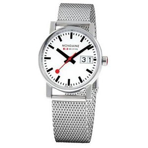 モンディーン Mondaine 腕時計  Evo Big Date  エヴォ ビッグ デイト 正規輸入品1年保証 A669.30305.11SBM|roshie