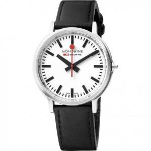 モンディーン Mondaine 腕時計 stop2go ストップトゥーゴー バージョンアップ版 針にバックライト追加 正規輸入品1年保証 MST.4101B.LB|roshie