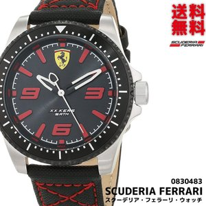 スクーデリア・フェラーリ SCUDERIA FERRARI エックスエックスカーズ XX Kers クオーツ 腕時計 メンズウォッチ 正規輸入品1年保証 0830483|roshie