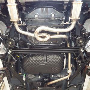 コペン マフラー COLBASSO S409TiC DAIHATSU LA400K MT CVT 共用 ロッソモデロ 車検対応  rossomodello 05