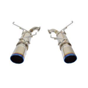 【受注生産】【送料無料】【新基準クリア】スバル レヴォーグ VM4 1.6L マフラー COLBASSO Ti-C TIG-V フルTIG溶接 ロッソモデロ|rossomodello