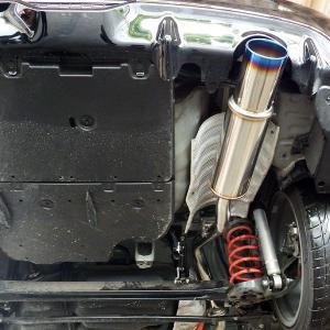 トヨタ G's プリウス マフラー ZVW30 Gs ロッソモデロ  COLBASSO TI-C ジーズ 安全品質|rossomodello|05