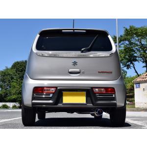 アルトワークス マフラー HA36S 2WD MT ロッソモデロ COLBASSO Ti-C  車検対応|rossomodello