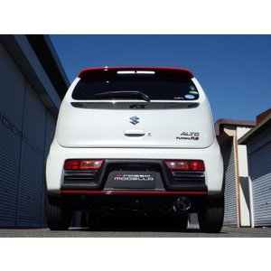 【新基準クリア】COLBASSO Ti-C アルトRS マフラー HA36S ターボ 4WD  ロッソモデロ|rossomodello|03
