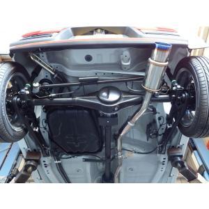 【新基準クリア】COLBASSO Ti-C アルトRS マフラー HA36S ターボ 4WD  ロッソモデロ|rossomodello|05