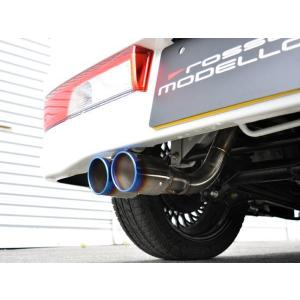 エブリィワゴン マフラー DA17W ロッソモデロ COLBASSO TI-C  ターボ AT 2WD 4WD エブリー 送料無料|rossomodello