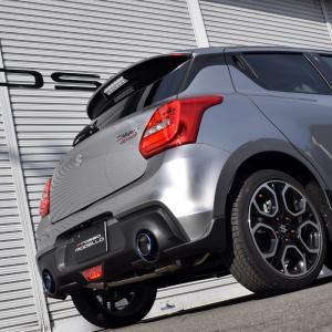 新型スイフトスポーツ マフラー ZC33S MT/AT共通 ロッソモデロ COLBASSO Ti-C スイスポ 送料無料!車検対応!|rossomodello|09