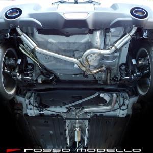 新型スイフトスポーツ マフラー ZC33S MT AT 対応 センターパイプセット ロッソモデロ COLBASSO Ti-C スイスポ rossomodello 04