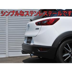 《期間限定》【送料無料】【新基準対応】 CX-3 マフラー DK5AW 4WD AT ロッソモデロ COLBASSO GT-X 車検対応 CX3 rossomodello 04