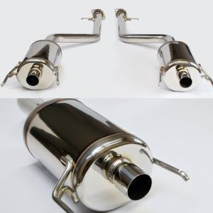 【期間限定価格!】LEXUS LS460 マフラー USF40 レクサス 送料無料 プレミアム|rossomodello|06