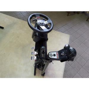 GTDシミュレーター GTD-SS用シフトベースキット G25 G27 G29 シフトレバー取付に! e-スポーツ e-sports rossomodello 04