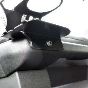 お得な左右セット! ジムニー シエラ ドリンクホルダー JB64W JB74W 用 ロッソモデロ IKUSA CAFE 運転席助手席用セット|rossomodello|08