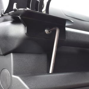 お得な左右セット! ジムニー シエラ ドリンクホルダー JB64W JB74W 用 ロッソモデロ IKUSA CAFE 運転席助手席用セット|rossomodello|09