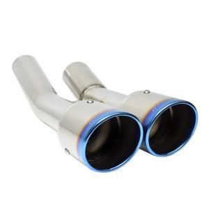 カローラ NRE210 ツーリング NRE210W 1.2Lターボ ロッソモデロ MARVELOUS T2 リアルなテールフィニッシャー|rossomodello|10