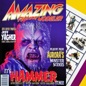 【洋書】Amazing Figure Modeler #15|roswell-japan