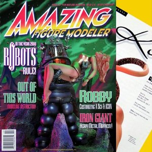 【洋書】Amazing Figure Modeler #19|roswell-japan