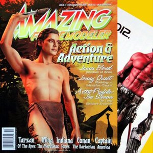 【洋書】Amazing Figure Modeler #51|roswell-japan