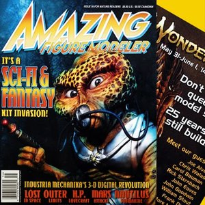 【洋書】Amazing Figure Modeler #56|roswell-japan