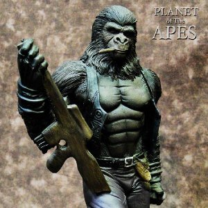 PLANET of the APES 完成品|roswell-japan