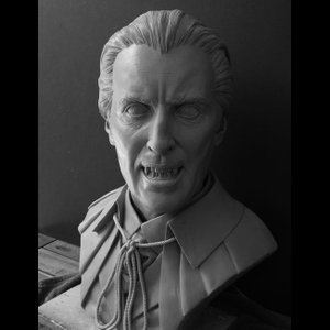 Dracula (Christopher Lee) 360° Series キット【入荷中】|roswell-japan