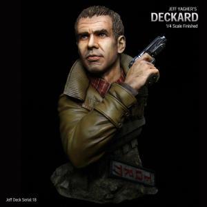 Deckard Bust完成品【Serial NO.18】|roswell-japan