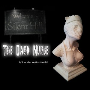 The Dark Nurse Bustキット【取り寄せ】|roswell-japan