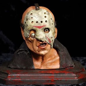 JASON 1/4scale Bust kit【取り寄せ】|roswell-japan