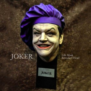 Joker 1/1 Wall-Hanger完成品|roswell-japan