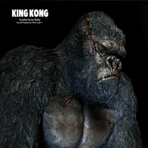 KING KONG 完成品 roswell-japan