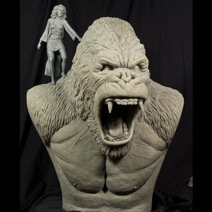 KING KONG Bust 360° kit【取り寄せ】|roswell-japan