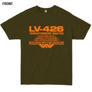 LV-426 T-シャツ【入荷中・代引不可】|roswell-japan
