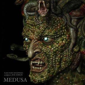 Medusa 1/1 scale 360° LED付き完成品|roswell-japan