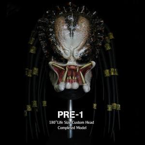 Predator 1/1 Head壁掛け完成品|roswell-japan