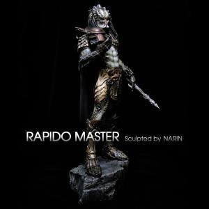 Rapido Master 完成品|roswell-japan
