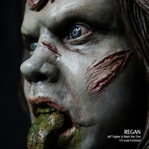 Exorcist Regan完成品|roswell-japan